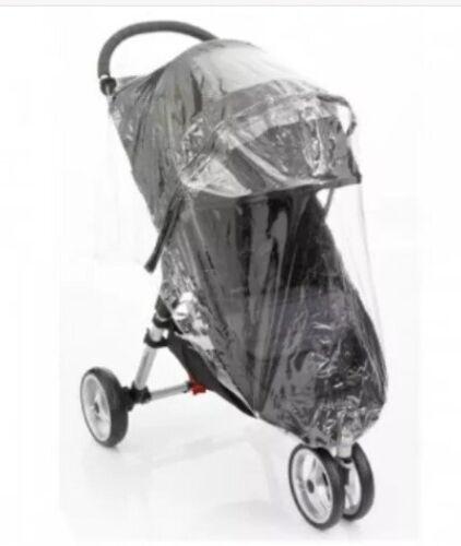 Baby Jogger Raincover to fit City Mini Single /& City Mini 4-Wheel