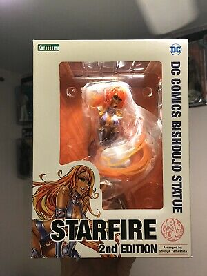 KOTOBUKIYA DC COMICS BISHOUJO DC UNIVERSE Starfire 2nd Edition 1//7 Japan version