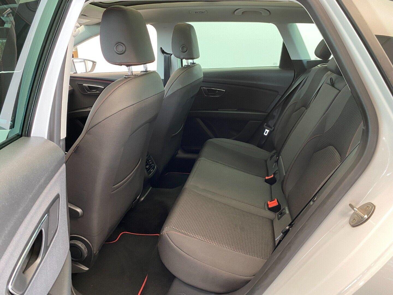 Billede af Seat Leon 1,8 TSi 180 FR ST DSG