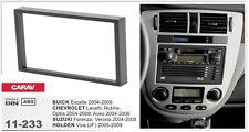 CARAV 11-233 2DIN Car Radio Dash Kit panel CHEVROLET Lacetti Nubira Optra Aveo