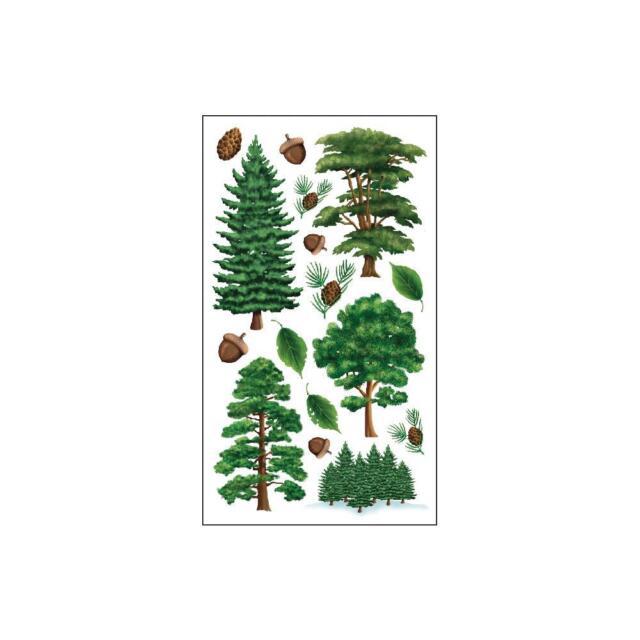 Majestic Trees Sticko Classic Stickers Ebay