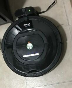 iROBOT-ROOMBA-770-BLACK-ROBOTIC-CLEANER-NEW-BATTERY-CHARGER-DOCKING-STATION