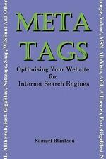 Meta Tags - Optimising Your Website for Internet Search Engines (Google,...