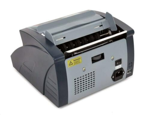 NEW Money Cash Currency Counter Counting Machine Sorter Bill Bills Bank Dollar