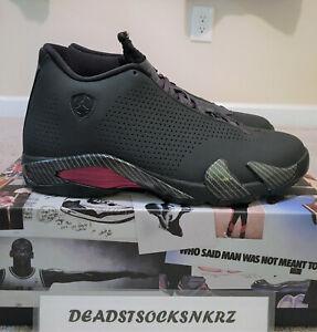 Nike Air Jordan 14 Retro SE Black