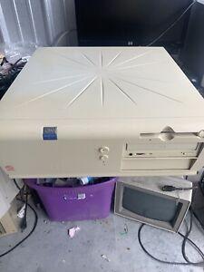 Vintage-Dell-OptiPlex-GS-Desktop-Computer-PC-P-200-64MB-No-Hard-Drive