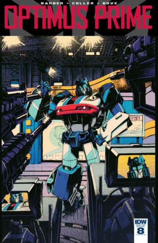 Optimus Prime #8 #20 2017 IDW Comics NM 1st Print New 2018
