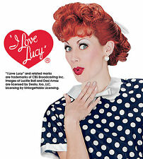 Adult I Love Lucy Lucille Ball Costume Wig