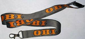 OBI Baumarkt Schlüsselband Lanyard NEU (E49)