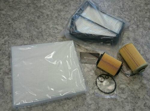 Inspektionspaket Filter Wartungskit Honda CR-V III 2,2 i-DTEC 110KW 2007