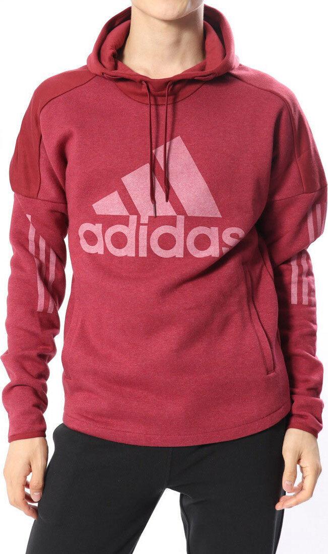 Adidas Men Hoodie Training Sport ID Logo FT Running Athletic Workout New DM3675