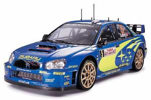 Tamiya 24281 Subaru Impreza WRC Monte Carlo 05 1 34 Scale