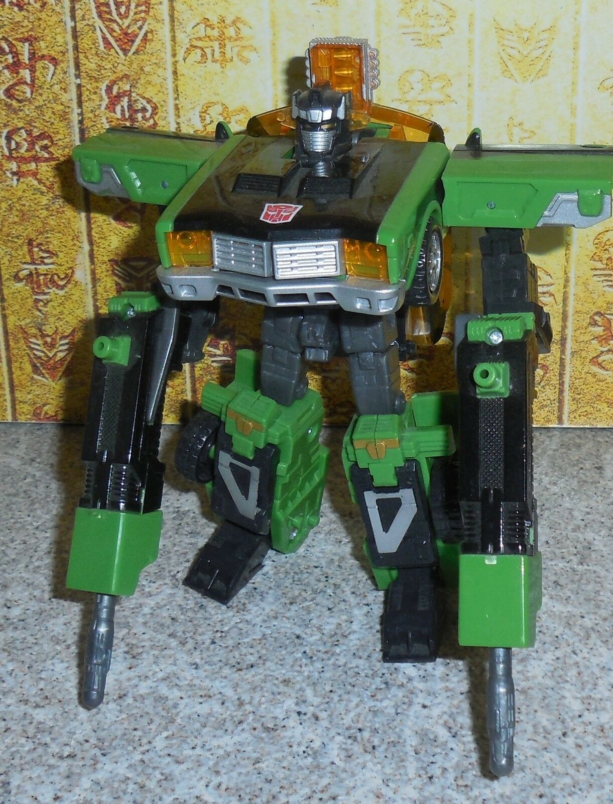 Transformers Cybertron DOWNSHIFT Complete Deluxe Figure
