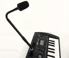 Shock Electronix XLR 3-pin Dynamic Gooseneck Microphone for Korg R3 Vocoder Mic