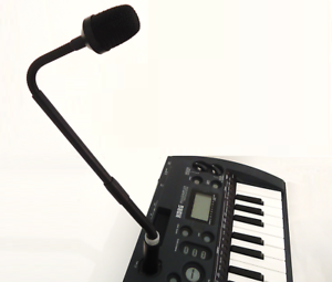 Choque ELECTRONIX XLR 3-PIN dinámico Micrófono Micrófono Micrófono de cuello de cisne para KORG R3 VOCODER MICRóFONO 0ced8c