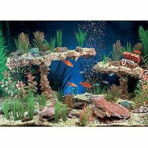 Penn plax tank terrace corner shelf kit tt2 aquariums for Aquarium corner decoration