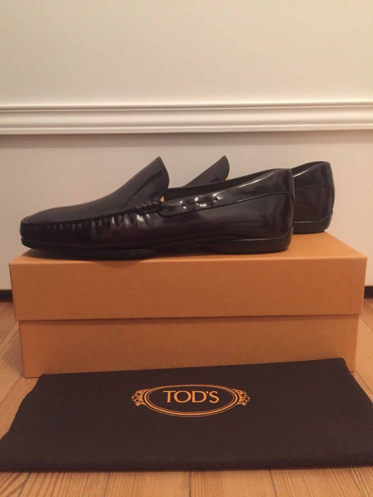 Slipper 42,5 di TODS TODS di Nuovo! 395,- 1df04d