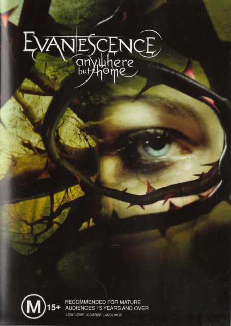 EVANESCENCE Anywhere But Home CD + DVD - All Zone - NEW   SirH70