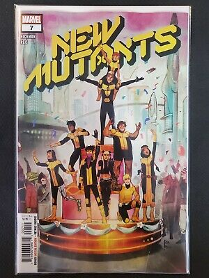 X-Men #6 DX Marvel Comic 1st Print 2020 unread NM