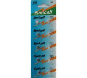 10-X-Eunicell-AG4-SR626SW-G4A-LR626-LR66-L626-177-377A-1-5v-Coin-Watch-Battery