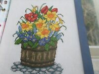 'Bloom & Grow' Amanda Gregory cross stitch chart(only)