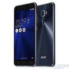 Asus ZE552KL Zenfone 3 4G LTE Black 64GB 8MP Unlocked Mobile Phone