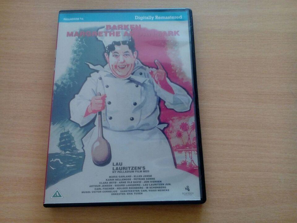 Barken margrethe af danmark, DVD, andet
