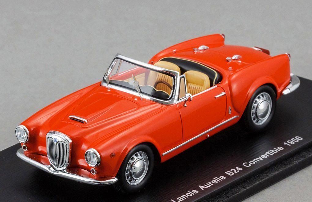 Lancia Aurelia B24 Convertible 1956 Spark 1:43 S2378