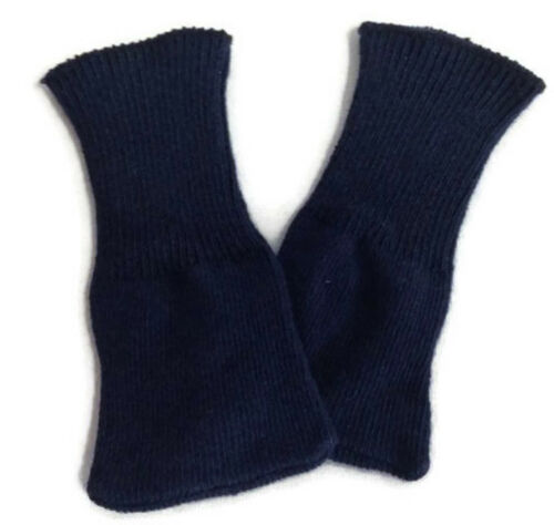 """Navy Knit Sport Socks made for 18/"""" American Girl Dolls Accessories"""