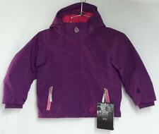 Spyder Kids Bitsy Glam Snow Ski Winter Jacket Gypsy Purple Girls 4 NEW