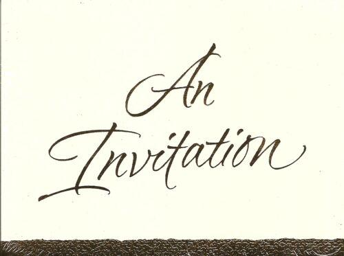 Formal Birthday Invitations – Formal Birthday Invitations