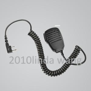 Shoulder Speaker Mic  For ICOM IC-F3001 F4001 F3011 F4011 F11 F12 Portable Radio