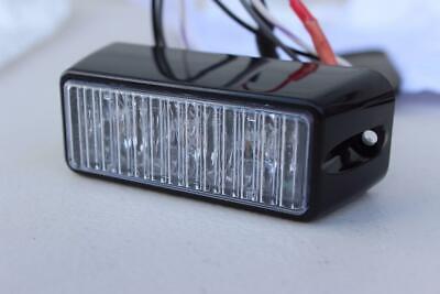 paar whelen tir3 rot super-led lighthead blinklicht rundumleuchte 12v   ebay  ebay