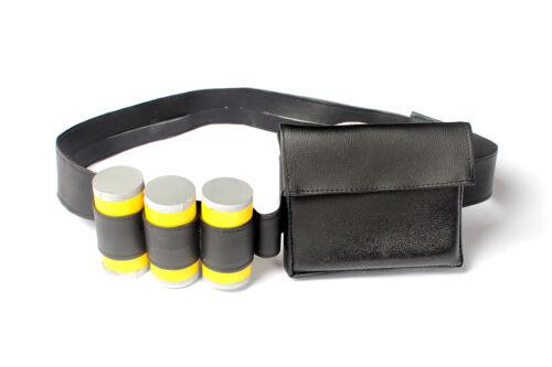 Cosplay Costume Accessory Soldier 76 Black Waist Bullet Strap /& Bag V1