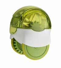 Chef n Garlic Zoom Chopper Slicer On Wheels Arugula Green Kitchen Gadget Fun