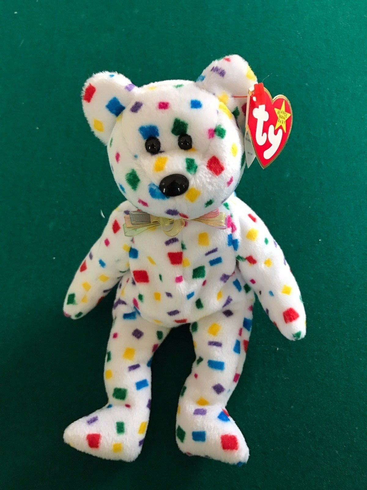 Ty Beanie Baby Ty 2K 5th Generation Hang Tag 2000