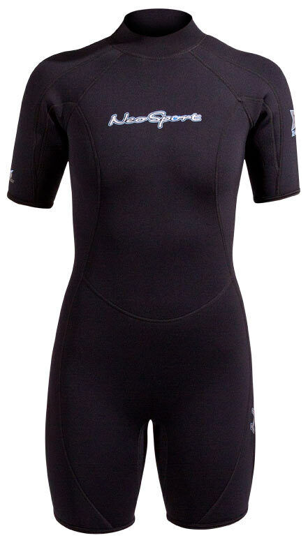 NeoSport Women's 3mm XSPAN Shorty Wetsuit, size 6, new  with tag  hottest new styles