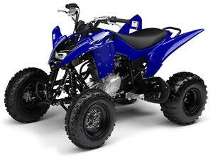 Details about YAMAHA RAPTOR 90 125 250 ATV QUAD BIKE WORKSHOP SERVICE  REPAIR MANUAL