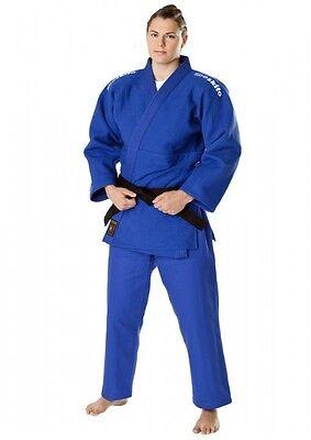 Judoanzug Moskito Plus blau Dax ® schwerer Wettkampfanzug 950 g//m² 140-200