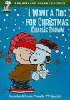 I Want a Dog for Christmas Charlie BR 0883929081974 DVD Region 1