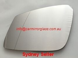 LEFT PASSENGER MIRROR GLASS BMW 1 SERIES 114 116 118 120 125 135 140 F20 2011 On