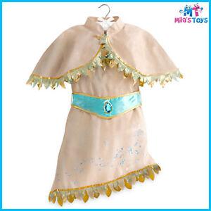 Disney Pocahontas Costume for Kids sizes 4-8 brand new ...