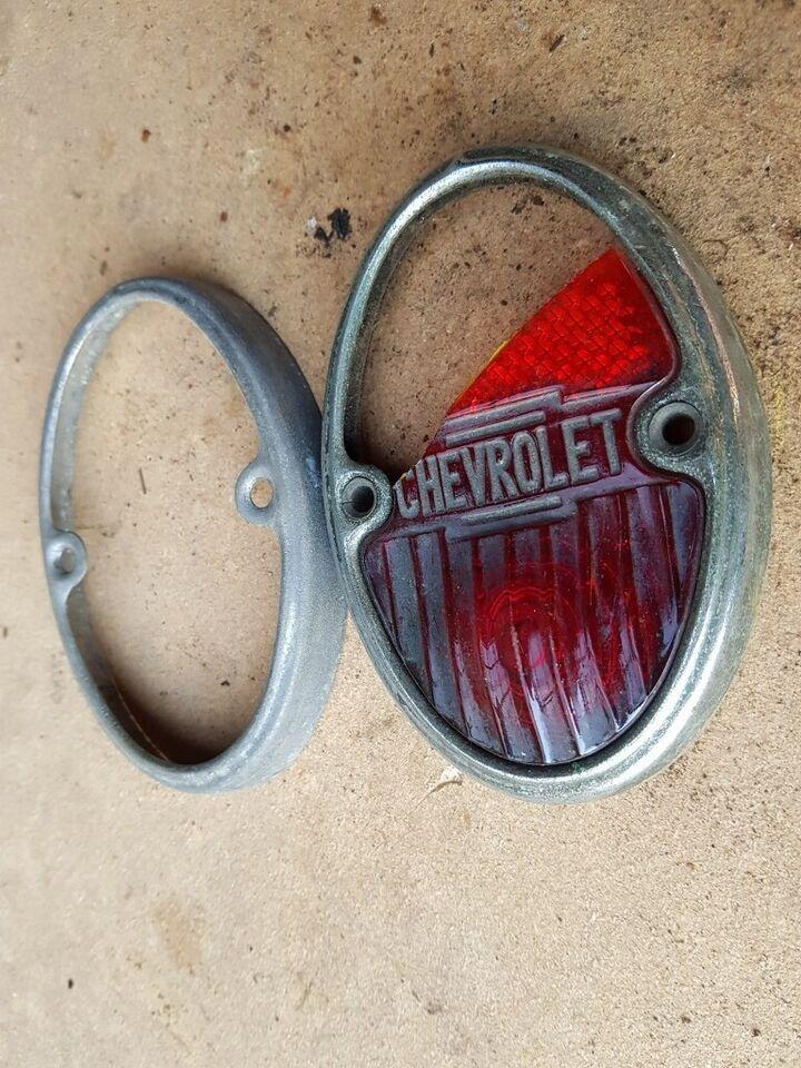 Lygtekranse, Chevrolet 1936-39