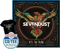 Sevendust Kill The Flaw Cd With T Shirt Exclusive T-shirt