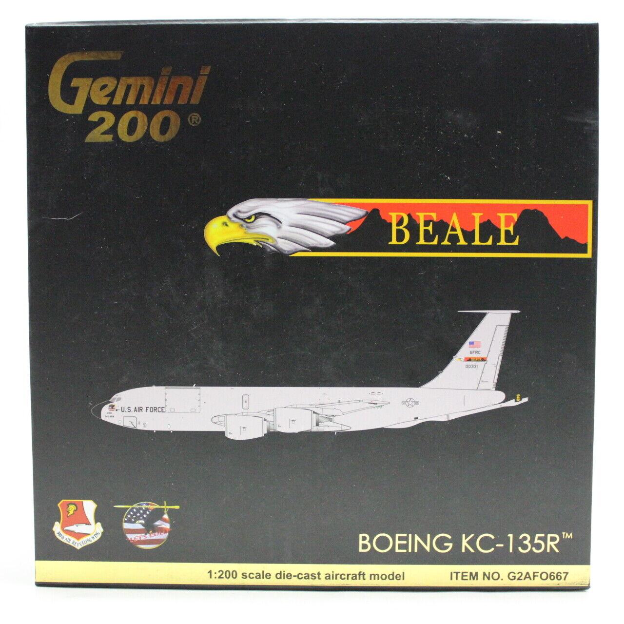 Motor de servicio estratosférico de 200 biles Géminis KC KC KC - 135R g2afo667 77e