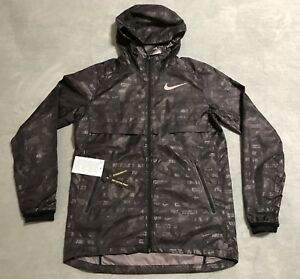 newest 463d8 7266b Image is loading Nike-Shield-Ghost-Flash-Running-Jacket-Men-039-