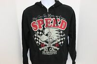 Clay Smith Cams speed Black Men's Hoodie Sweat Shirt Mr. Horsepower Ms64