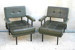 Sedie Vintage Anni 50 : Eccezionale coppia di poltrone sedie vintage anni ebay