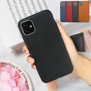 TPU Leather Texture Silicone Soft Case For iPhone 11 Pro XS Max XR X 8 7 Plus