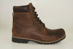 fcede61e9be Details about Timberland Rugged 6 Inch Boots Waterproof Boots Men's Lace up  Boots 74134